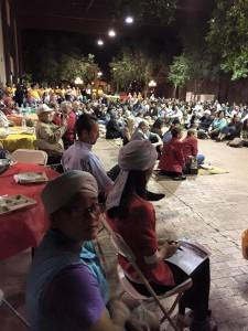 Highlights of Experience Interfaith