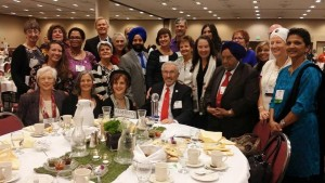 Dr. Paul Awarded at Parliament of World Religions