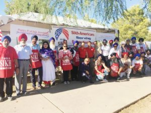 """""""Sikh 'Seva Extraordinaire' on Independence Day"""" Golden Rule Moments published"""