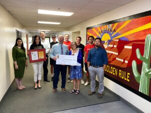 """""""Golden Rule creating positive change at E. Valley High School"""" – published Golden Rule Moments article"""