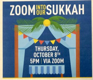 Recorded Sukkah, a fun intro to Sukkot (Festival of the Tabernacles) from our Jewish friends