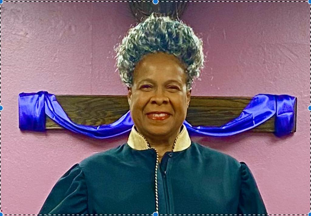Rev. Dr. Helen Hunter, Faith Representative